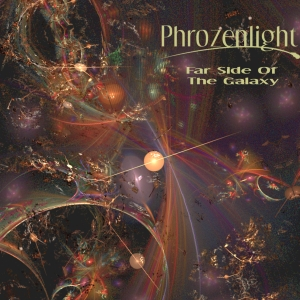 Phrozenlight - Far Side Of The Galaxy CD (album) cover