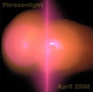 Phrozenlight - April 2006 CD (album) cover