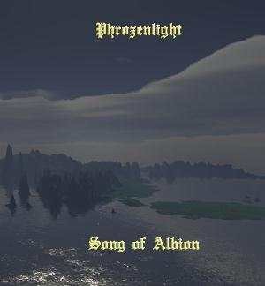 Phrozenlight - Song Of Albion CD (album) cover