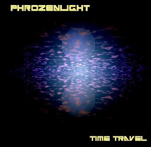 Phrozenlight - Time Travel CD (album) cover
