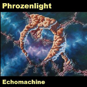 Phrozenlight - Echomachine CD (album) cover