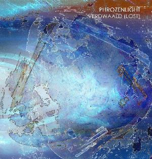 Phrozenlight - Verdwaald CD (album) cover