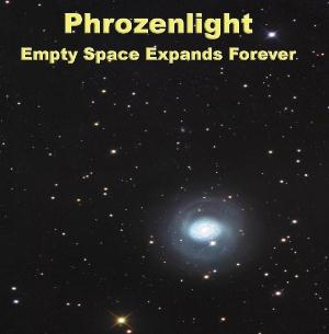 Phrozenlight - Empty Space Expands Forever CD (album) cover