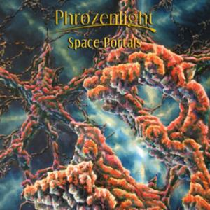 Phrozenlight - Space Portals CD (album) cover