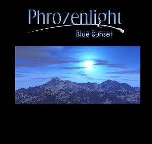 Phrozenlight - Blue Sunset CD (album) cover