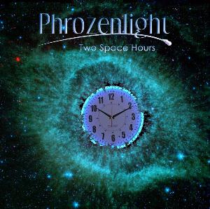 Phrozenlight - Two Space Hours CD (album) cover