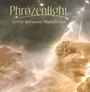 Phrozenlight - Driftin' Between Starsystems CD (album) cover