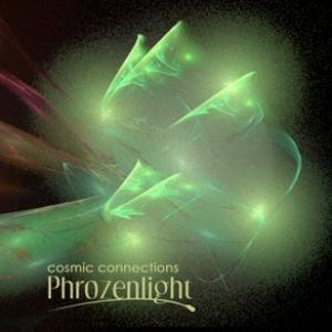 Phrozenlight - Cosmic Connections CD (album) cover