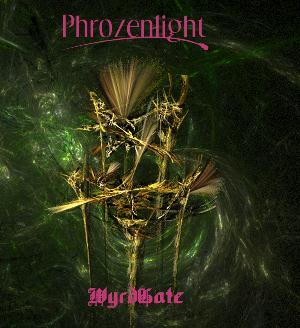 Phrozenlight - Wyrdgate CD (album) cover