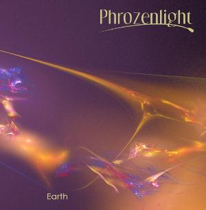 Phrozenlight - Earth CD (album) cover
