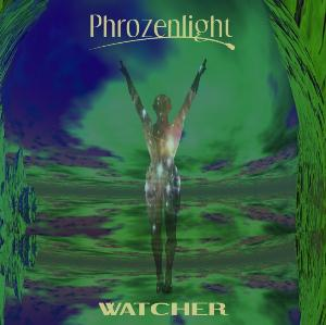 Phrozenlight - Watcher CD (album) cover