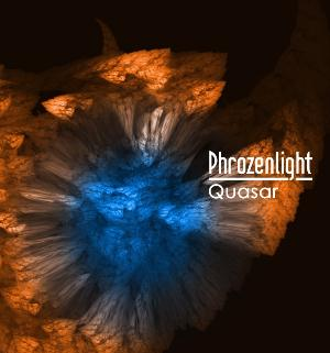 Phrozenlight - Quasar CD (album) cover
