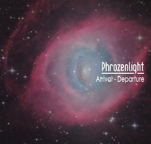 Phrozenlight - Arrival - Departure CD (album) cover