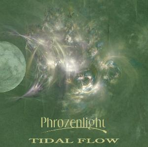 PHROZENLIGHT - Tidal Flow CD album cover