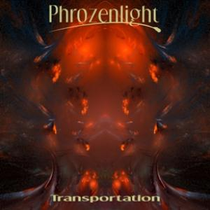 Phrozenlight - Transportation CD (album) cover