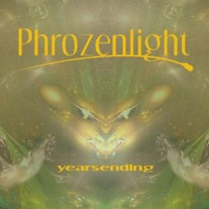 Phrozenlight - Yearsending CD (album) cover