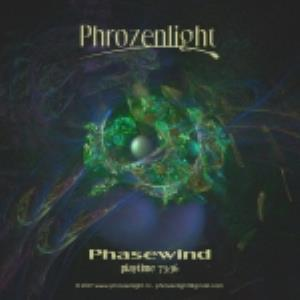 Phrozenlight - Phasewind CD (album) cover