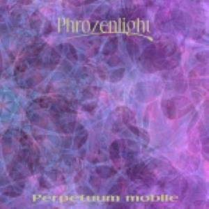 Phrozenlight - Perpetuum Mobile CD (album) cover