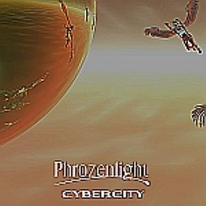 Phrozenlight - Cybercity CD (album) cover