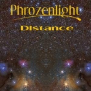 Phrozenlight - Distance CD (album) cover