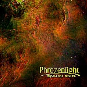 Phrozenlight - Spacial Shift CD (album) cover