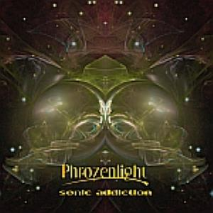 Phrozenlight - Sonic Addiction CD (album) cover