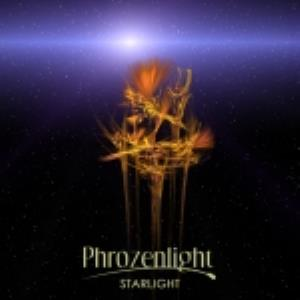 Phrozenlight - Starlight CD (album) cover