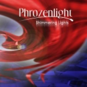 Phrozenlight - Shimmering Light CD (album) cover