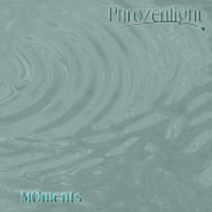 Phrozenlight - Moments CD (album) cover