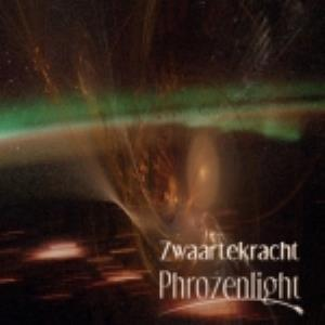 Phrozenlight - Zwaartekracht CD (album) cover