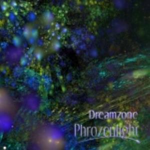 Phrozenlight - Dreamzone CD (album) cover