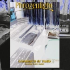 Phrozenlight - Gerommel In De Studio CD (album) cover