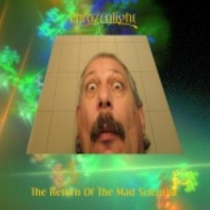 Phrozenlight - Return Of The Mad Scientist CD (album) cover