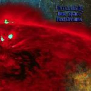Phrozenlight - Blue Space Red Dreams CD (album) cover