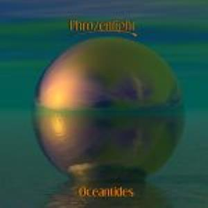 Phrozenlight - Oceantides CD (album) cover