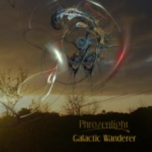 Phrozenlight - Galactic Wanderer CD (album) cover