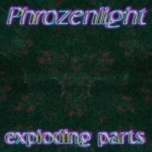 Phrozenlight - Exploding Parts CD (album) cover