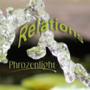 PHROZENLIGHT - Relations CD album cover
