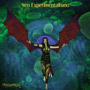 Phrozenlight - Neo Experimentalismo CD (album) cover