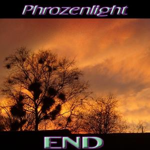 Phrozenlight - End CD (album) cover