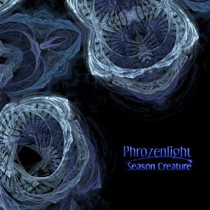 Phrozenlight - Season Creatures CD (album) cover