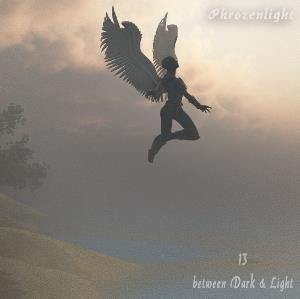 Phrozenlight - 13 Between Light And Dark CD (album) cover