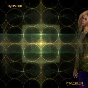 Phrozenlight - Lightstorm CD (album) cover