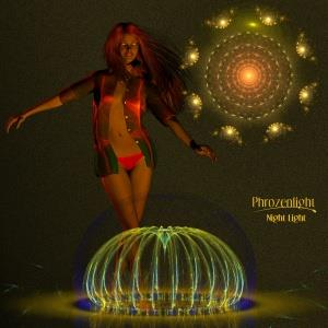 Phrozenlight - Night Light CD (album) cover