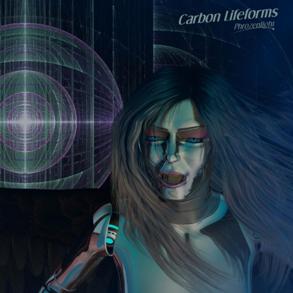 Phrozenlight - Carbon Lifeforms CD (album) cover