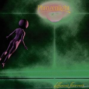 Phrozenlight - Different Flavours CD (album) cover