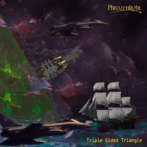 Phrozenlight - Triple Sided Triangle CD (album) cover