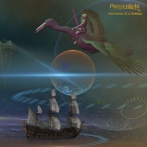 Phrozenlight - Memories Of A Fantasy CD (album) cover