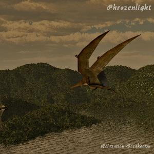 Phrozenlight - Relaxation Breakdown CD (album) cover