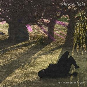 Phrozenlight - Messages From Beyond CD (album) cover